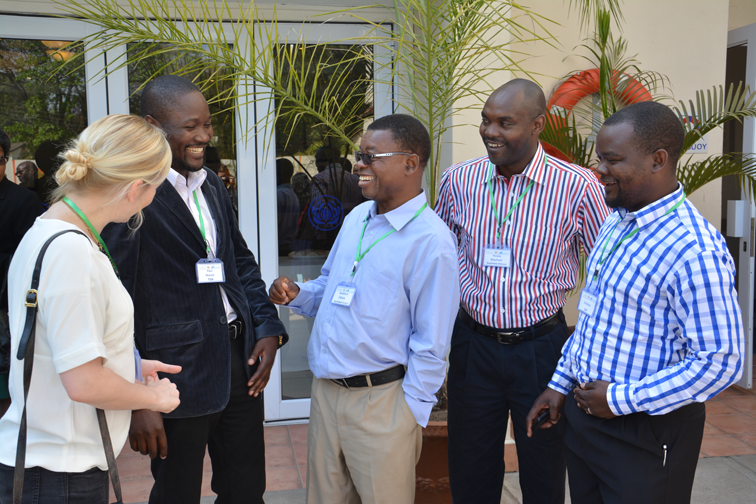Discussions at Malawi 2020 Tea Revitalisation meetings