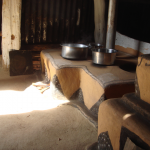 Energy saving stoves reduce fuel wood use