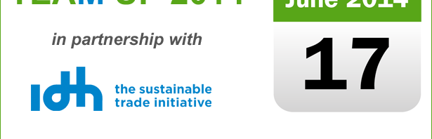 Team Up 2014: Co-hosted by Ethical Tea Partnership and IDH on Tuesday 17 June 2014
