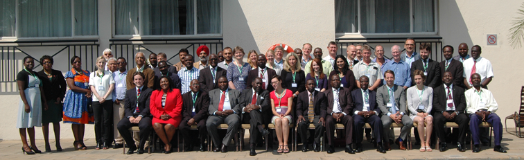 Malawi 2020 Partnership Photo