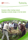 Training manual - Extension Officer Climate Change Adaptation
